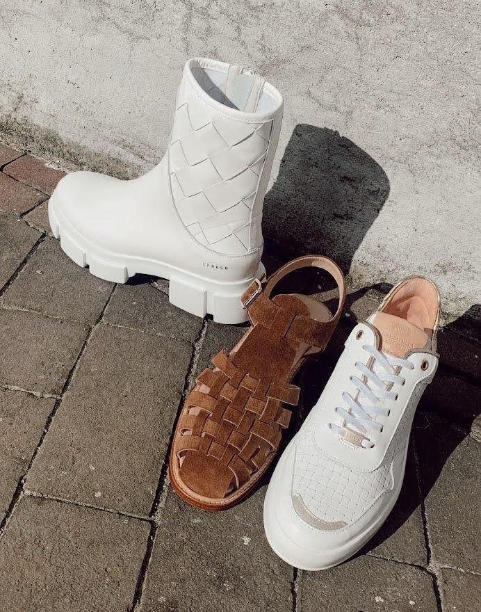 Trendalarm: geflochtene Schuhe