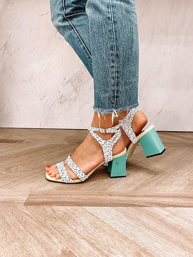 Bereit für den Sommer mit diesen einzigartigen Schuhen