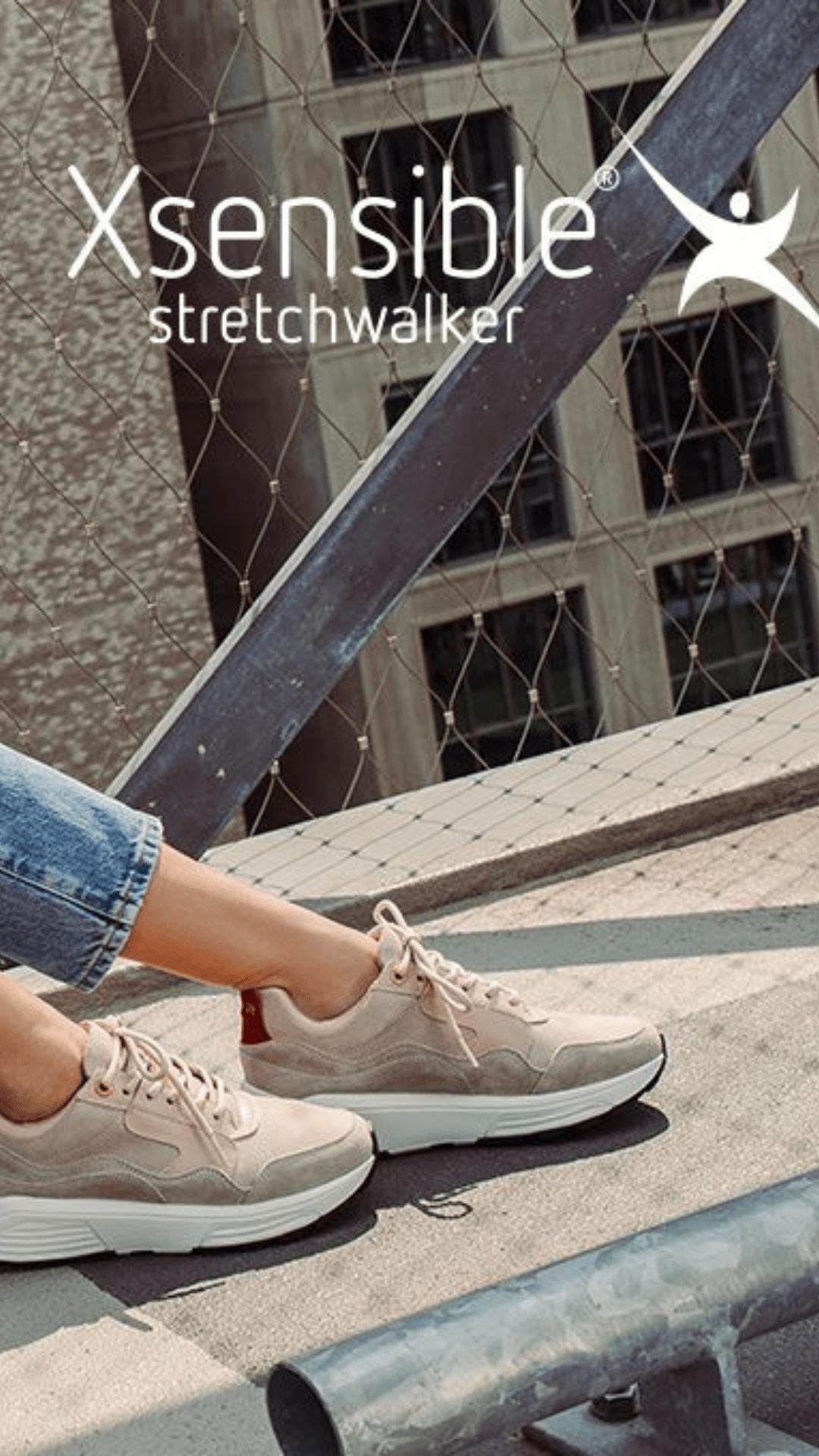 Lernen Sie den Xsensible Next Generation Sneaker kennen!