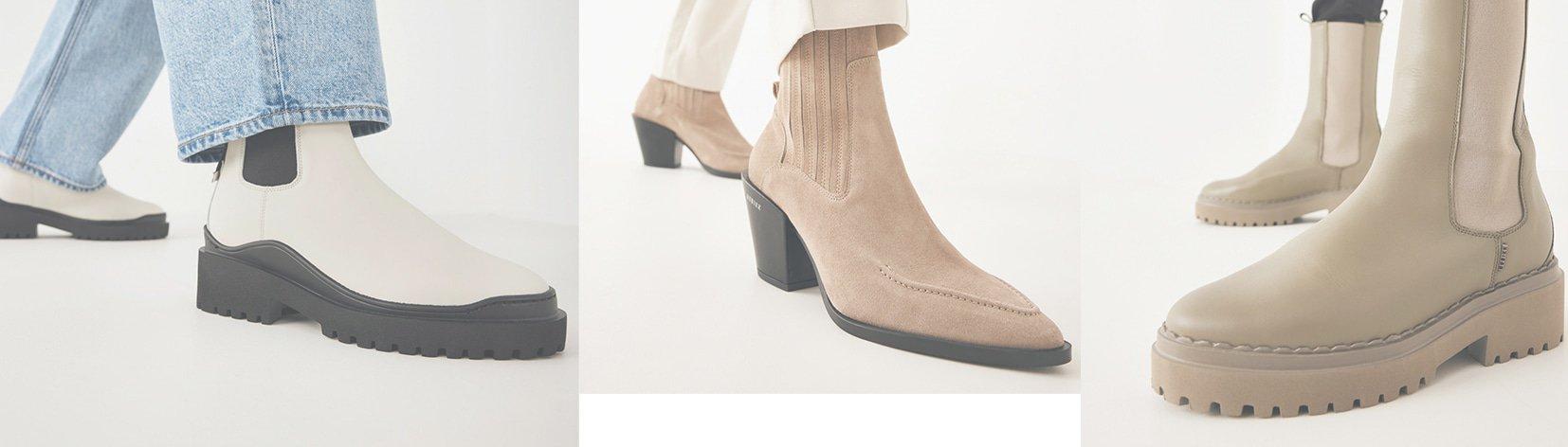 Check it out: die neuen Stiefel von Nubikk