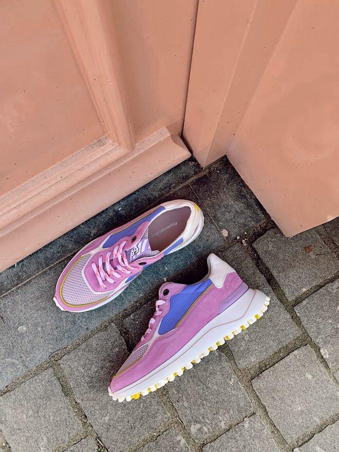Trend: Mehrfarbene Sneakers