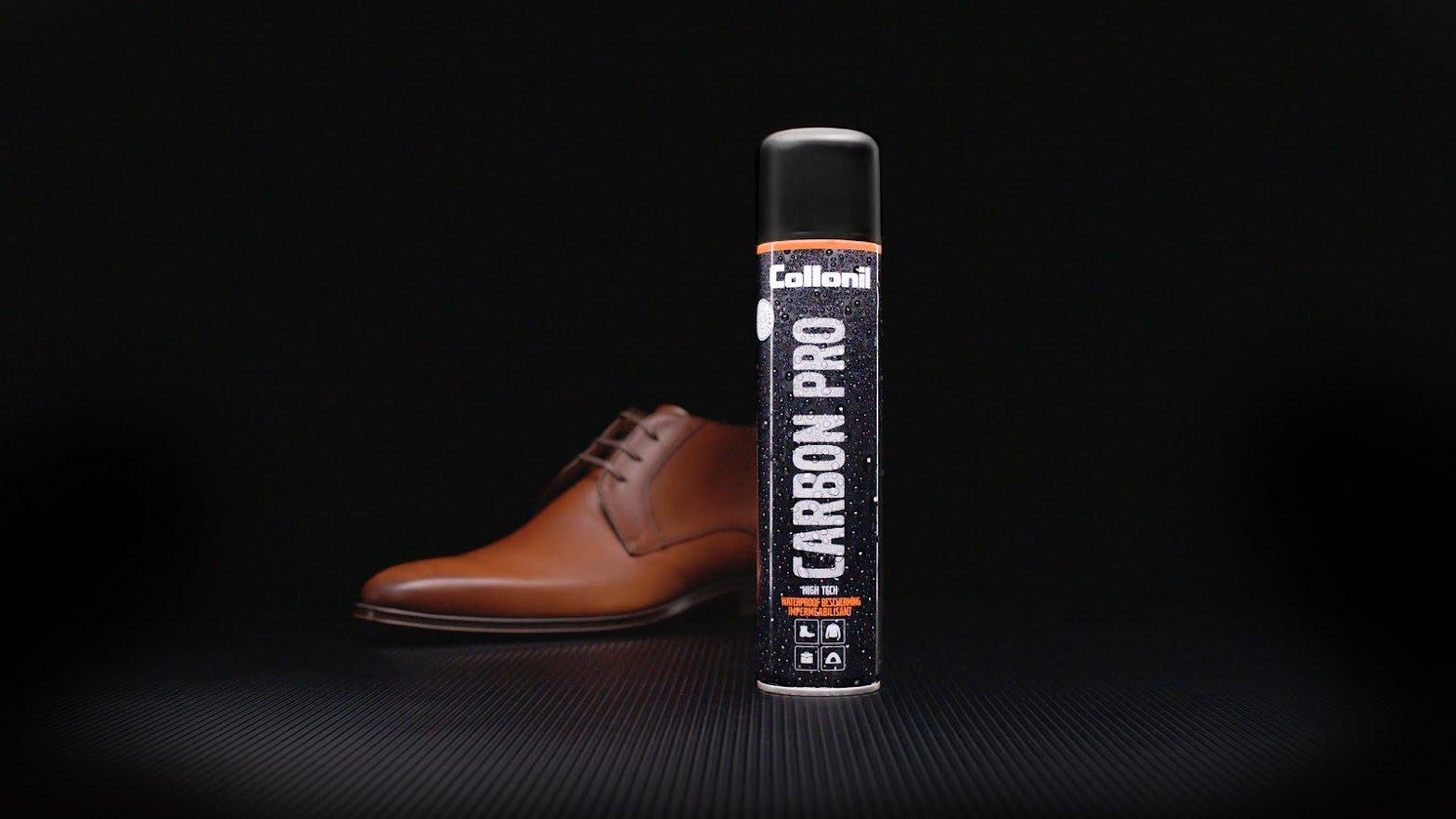 Jetzt wieder 33% mehr beim Collonil Carbon Pro Spray!
