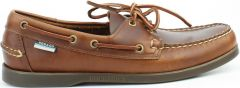 Sebago Docksides Portland Brown
